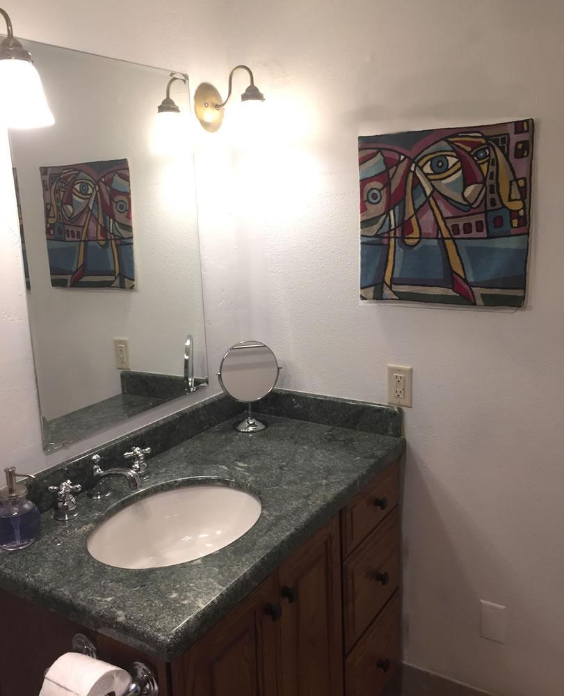 Picasso Bathroom