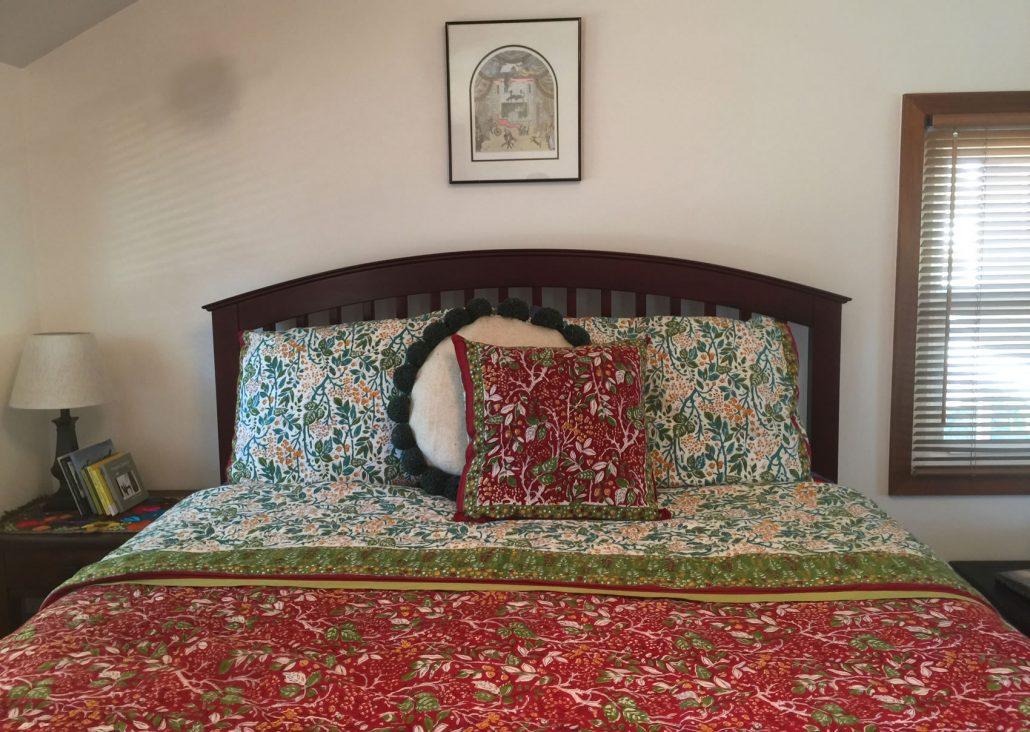 Queen Bed Comfort
