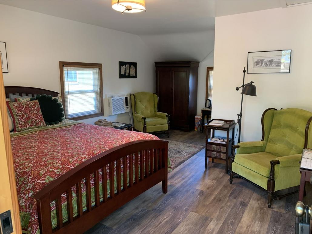 Ashland Airbnb Edward Gorey Room