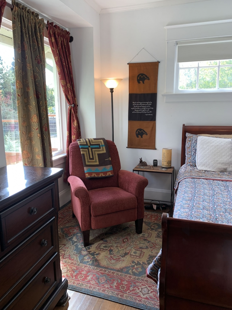 Noble Forest Room Airbnb Ashland