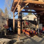 Outdoors at Wood Hamlet Ashland